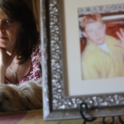 Mother of suicide victim urges troubled youths to think of family, seek help