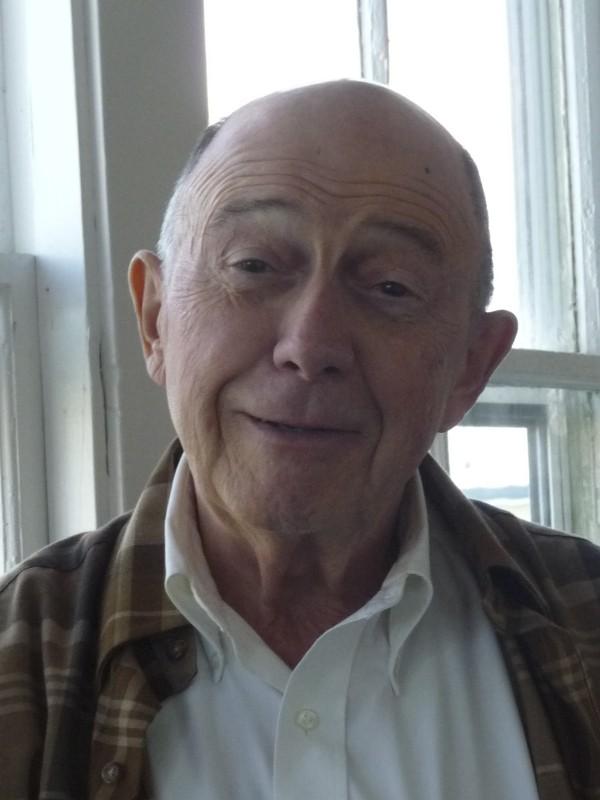 Bruce Potterton, founder of SummerKeys, the 20 year old music program at Lubec.