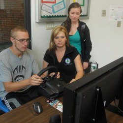 Brewer teens learn dangers of texting while driving