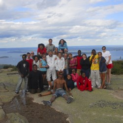 Trekkers Students and Mentors Explore Nation's History in 10-day Expedition