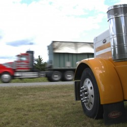 Higher truck weights provision approved by Senate committee