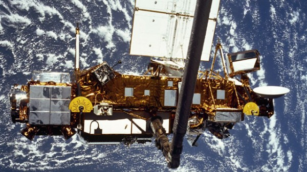 Upper Atmospheric Research Satellite
