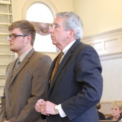 UMF graduate gets 10 year for fatally shooting friend