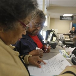 Thousands of US votes may be blocked in 2012 because of tougher ID laws