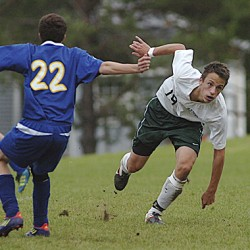 Hermon boys soccer team perseveres in prelim, Presque Isle up next