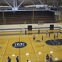 University of Maine basketball supporters cry foul as planned Memorial Gym renovations get tied up