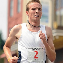 UMaine runner Masters wins America East title