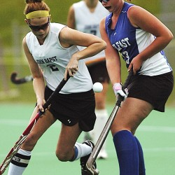 Play date gives 17 field hockey teams a break from daily practice grind