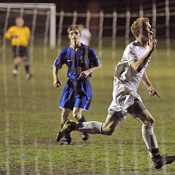 Bangor boys soccer team rolls to sixth victory over Lawrence