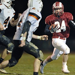 Bangor romps past Brunswick, earns berth in Eastern A football final