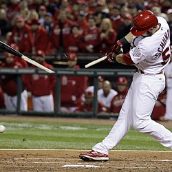 La Russa's moves pay off, Cards win Series opener