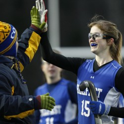 Cummings gives Belfast field hockey win in 20th set of penalty corners