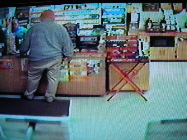 Fairfield police are on the lookout for a man who robbed the Big Apple convenience store early Thursday morning, getting away with an undisclosed amount cash. Anyone with information about the robbery should call the Fairfield Police Department at 453-9321.