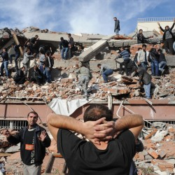Boy pulled uninjured from Turkey's quake wreckage
