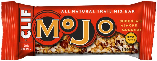 The Clif Mojo bars are more like candy than energy bars.