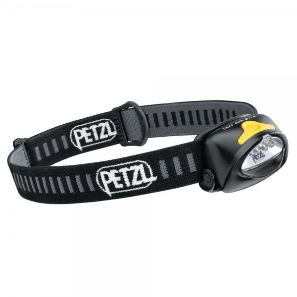 The Petzl Tikka Plus headlamp in 50 lumens, which retails for $39.95.