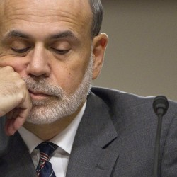 Stocks recover after Bernanke predicts US growth
