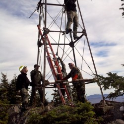 Communication upgrade plans won't affect at Deboullie fire tower