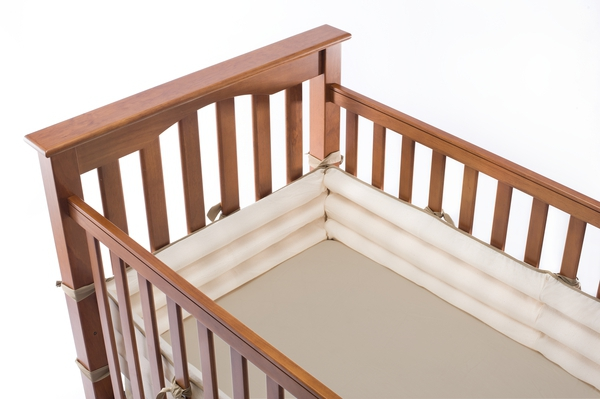 Brunswick Couple Patents Solution To Dangerous Crib Bumpers