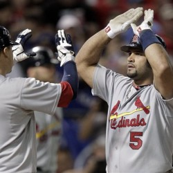 Pujols could return to Cardinals on Tuesday