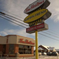 Madawaska Hortons opening up