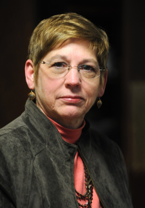 Linda Abernethy, superintendent of  Dorothea Dix Psychiatric Center in Bangor.