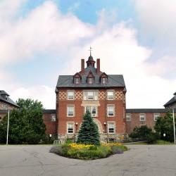 The Dorothea Dix Psychiatric Center in Bangor.
