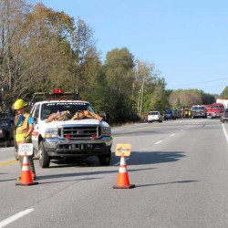Kingfield woman dies in head-on collision in Franklin County