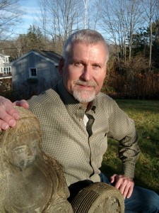Poet Richard Foerster will read his work at the University of Maine on Wednesday, October 19 at 4 p.m. in the Neville Hall Writing Center on the Orono campus.