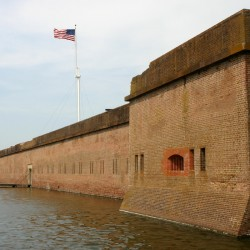 A presidential order caused a Maine sailor to miss the attack on Fort Sumter