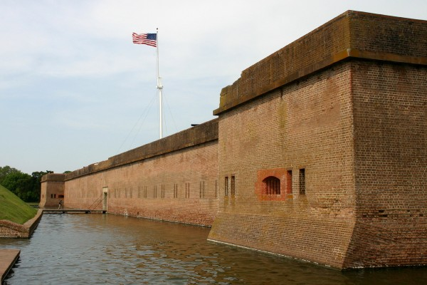 "In April 1862, Benjamin Franklin Hinkley and the 8th Maine Infantry Regiment helped capture Fort Pulaski, which guarded the Savannah River in Georgia. Fort Pulaski National Monument now preserves the restored fort, which is a ""must-see"" site for Civil War buffs."