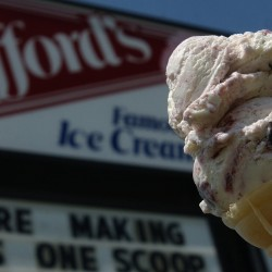From shoestring to award winning, Gifford's Famous Ice Cream keeps it all in the family