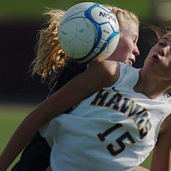 Presque Isle rallies to earn top seed in girls soccer