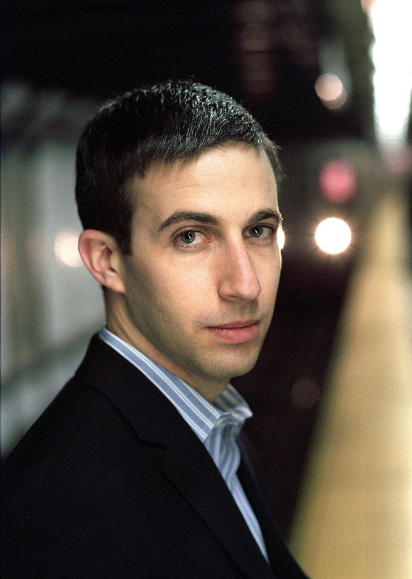 Pianist Benjamin Hochman, who will solo with the Bangor Symphony Orchestra on Sunday, Oct. 30.