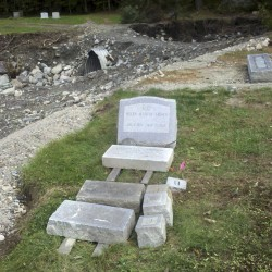 Vt. town wary of washed-up remains as spring dawns