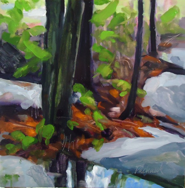 """Three"" by Linda Packard will be shown in ""Ten,"" a one-night exhibit from 5 to 8 p.m. on Thursday, Oct. 27, at 73 Central St. in Bangor."