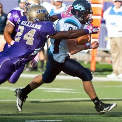 Lack of overall speed costs UMaine football team in disappointing loss to James Madison