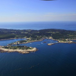 Pilot dies in Matinicus Island crash