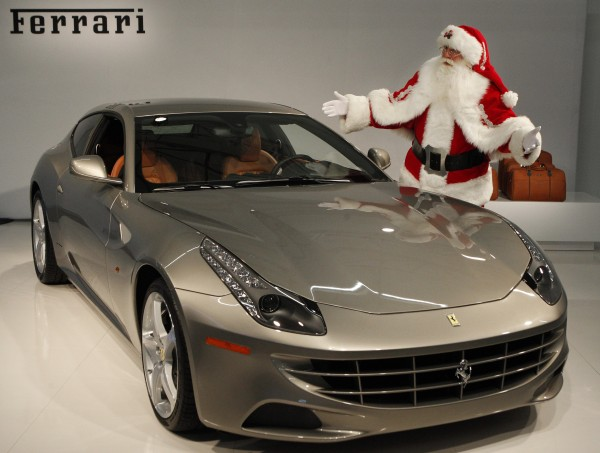 Santa probably won't be splurging on one of these this year.