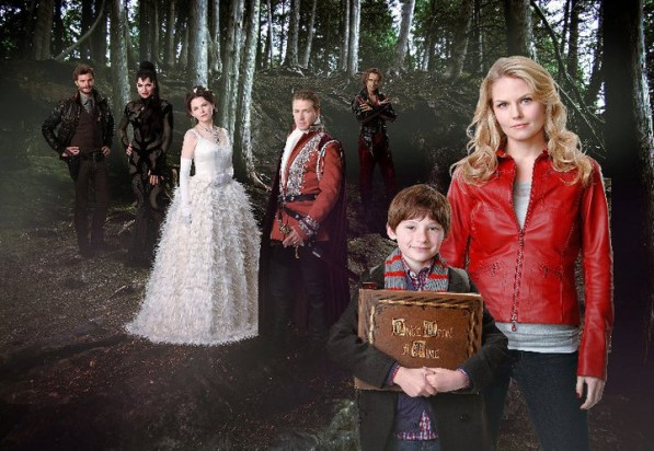 ABC's &quotOnce Upon a Time&quot is set in the fictitious town of Storybrooke, Maine.