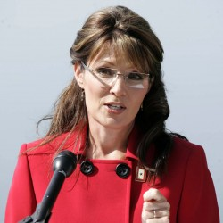 Palin accuses press of manufacturing hatred after Ariz. shooting