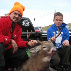 Deer season off to slow start in River Valley area