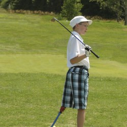 Golfing honor for Hudson youth