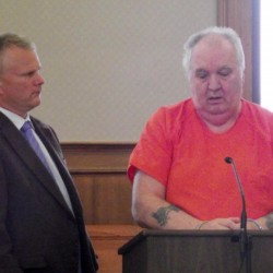 Robert Strout sentenced in connection with Amity triple homicide, drug crime