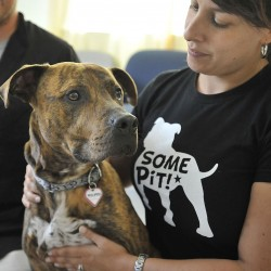 Pets-prisoners program touted as humane societies converge on Orono for annual conference