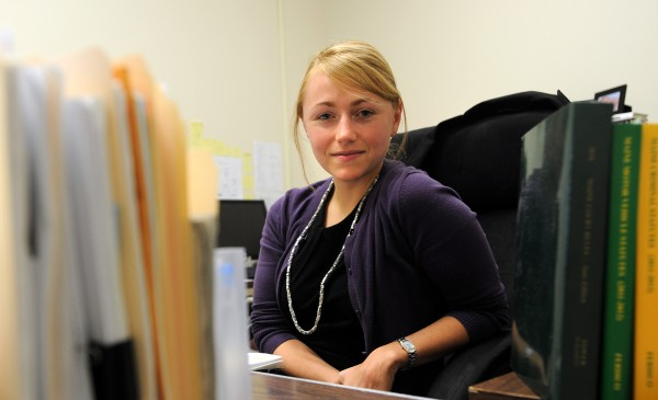 Penobscot County Assistant District Attorney Tracy Collins Lacher