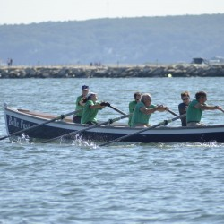 Belfast gig rowing crew 'the team to beat' in the northeast
