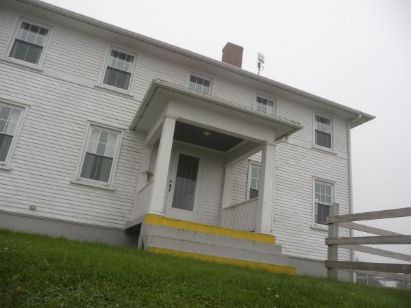 The West Quoddy Life Saving Station in Lubec is now an inn but was once operated by the U.S. Coast Guard. Spirits are said to walk its halls and sit at its tables.