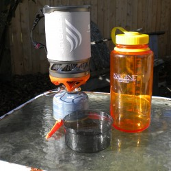 Gear Box: Jetboil Flash