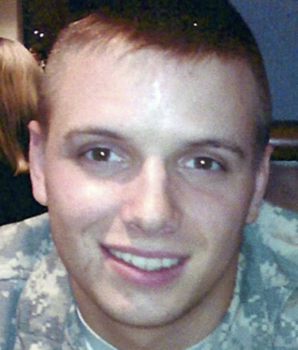 Pfc. Buddy McLain, 24, of Peru, and fellow service members were killed last November by an Afghan border patrol recruit during training exercises.